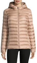 Design Lab Lord & Taylor Packable Down Puffer Jacket