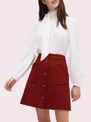 Kate Spade Spade Pocket Skirt
