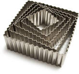 Ateco Fluted Square Cutters