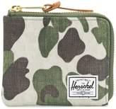 Herschel camouflage print wallet