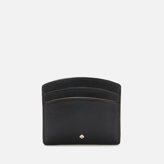 Kate Spade Women's Spencer Card Holder - Black