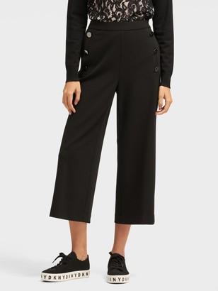 DKNY Cropped Sailor Pant