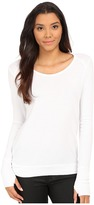 LAmade Thermal Top With Thumbholes Women's Sweater