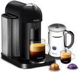 Nespresso GCA1-US-BM-NE VertuoLine, Black Matte