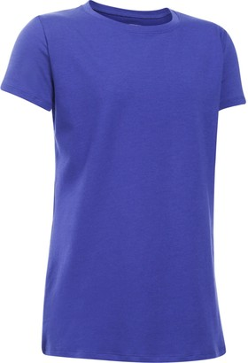 Under Armour Girls' UA Charged Cotton T-Shirt