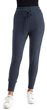 B Collection by Bobeau Racer Stripe Jogger Pants