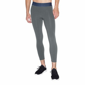 American Apparel Men's Forward 3/4 Legging