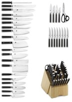 Shun Classic 34-Piece Knife Block Set