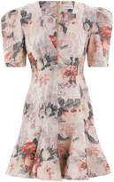 Zimmermann Radiate Flip Dress