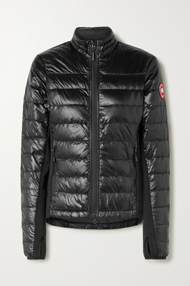 Canada Goose Hybridge Lite Quilted Ripstop Down Jacket - Black