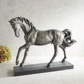 Pier 1 Imports Horse Sculpture