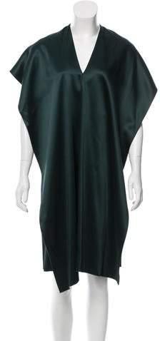 Maison Rabih Kayrouz Layered Satin Dress