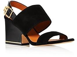 Tory Burch Women's Selby Block-Heel Sandals