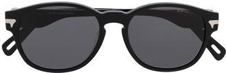 G Star Round Frame Sunglasses