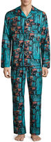 Marvel Deadpool Microfleece Pajama Set