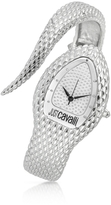 Just Cavalli Poison - Silver Serpent Bracelet Watch