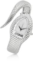 Just Cavalli Poison - Silver Serpent Bracelet Watch
