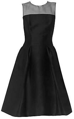Carolina Herrera Women's Sleeveless A-Line Cocktail Dress