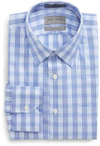 John W. Nordstrom R) Traditional Fit No-Iron Check Dress Shirt
