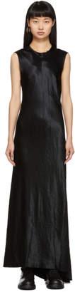 Ann Demeulemeester Black Keyhole Dress