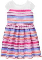 Gymboree Organdy Striped Dress