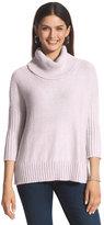 Chico's Celine Cowl Neck Sweater