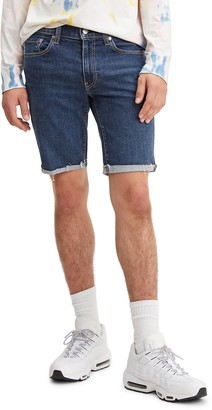 Levi's 511(TM) Slim Fit Cutoff Denim Shorts