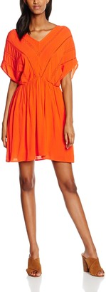 Vero Moda Women's Crinkla Sleeveless Short Dress