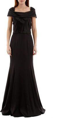 Dolce & Gabbana Draped Gown