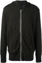 RtA zip-up hoodie - men - Cotton - XL