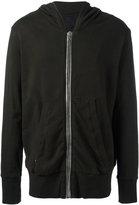RtA zip-up hoodie