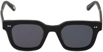 Chimi Berry 004 Square Acetate Sunglasses