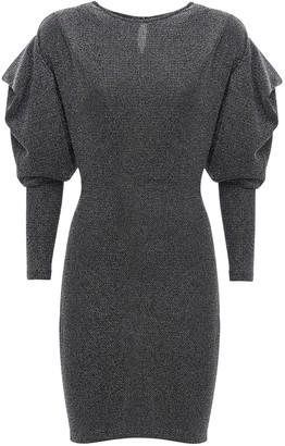Isabel Marant Waden Lurex Mini Dress