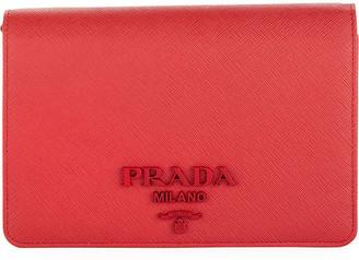 Prada Monochrome French Wallet