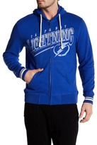 Mitchell & Ness NHL Lightning Hooded Full Zip Jacket