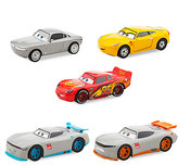 Disney Cars 3 Deluxe Die Cast Set - Next Gen - 5-Piece