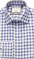 Thomas Pink Thomas Pink Plato Check Slim-fit Cotton Shirt