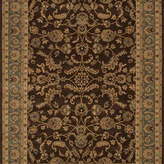 Loloi Rugs Loloi Stanley Collection Rug, Brown and Blue, 12'x15'