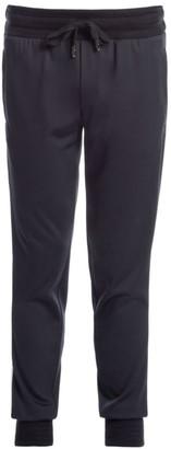 Dolce & Gabbana Velvet Side Tape Sweatpants