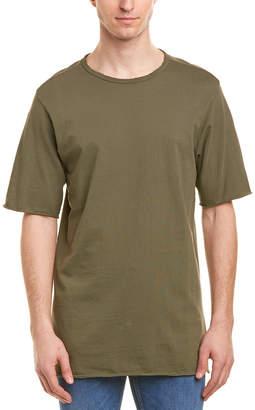 Hudson Jeans Denim Elongated T-Shirt