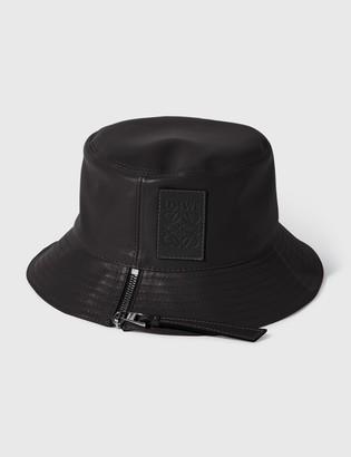 Loewe Nappa Calfskin Fisherman Hat