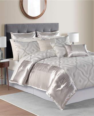 Sunham Bedford 14-Pc. Ivory King Comforter Set Bedding