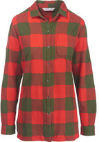 Woolrich Women's Oxbow Bend Tunic Flannel Shirt