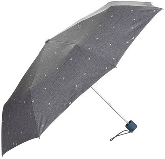 Fulton Super Lite Denim Hearts Umbrella