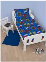 Blaze Zoom Toddler Duvet & Bedding Bundle Set