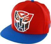 New Era Transformers Autobot Sublimated Action Logo Men's 59FIFTY Flex-Fit Baseball Cap
