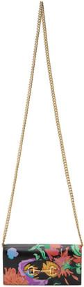 Gucci Multicolor Ken Scott Edition 1955 Horsebit Chain Wallet Bag