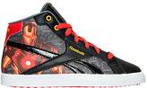 Reebok Boys' Preschool Marvel Iron Man Running Shoes