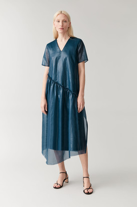 Cos Tiered Dress