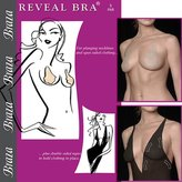 Braza Reveal - Self Adhesive Bra